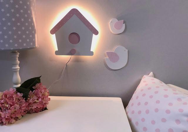 apliques para la pared infantiles con luces leds