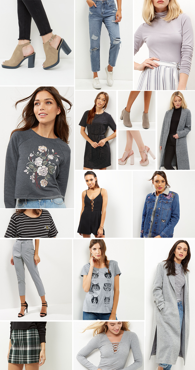 New Look Autumn Winter Student Discount Wishlist | Colours and Carousels - Scottish Lifestyle, Beauty and Fashion blog