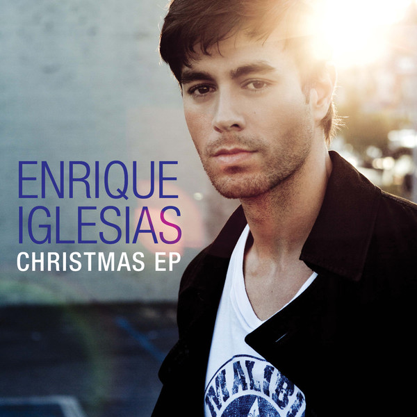 Enrique Iglesias - Christmas EP Cover