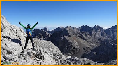 Torre del Llambrión en Picos de Europa.