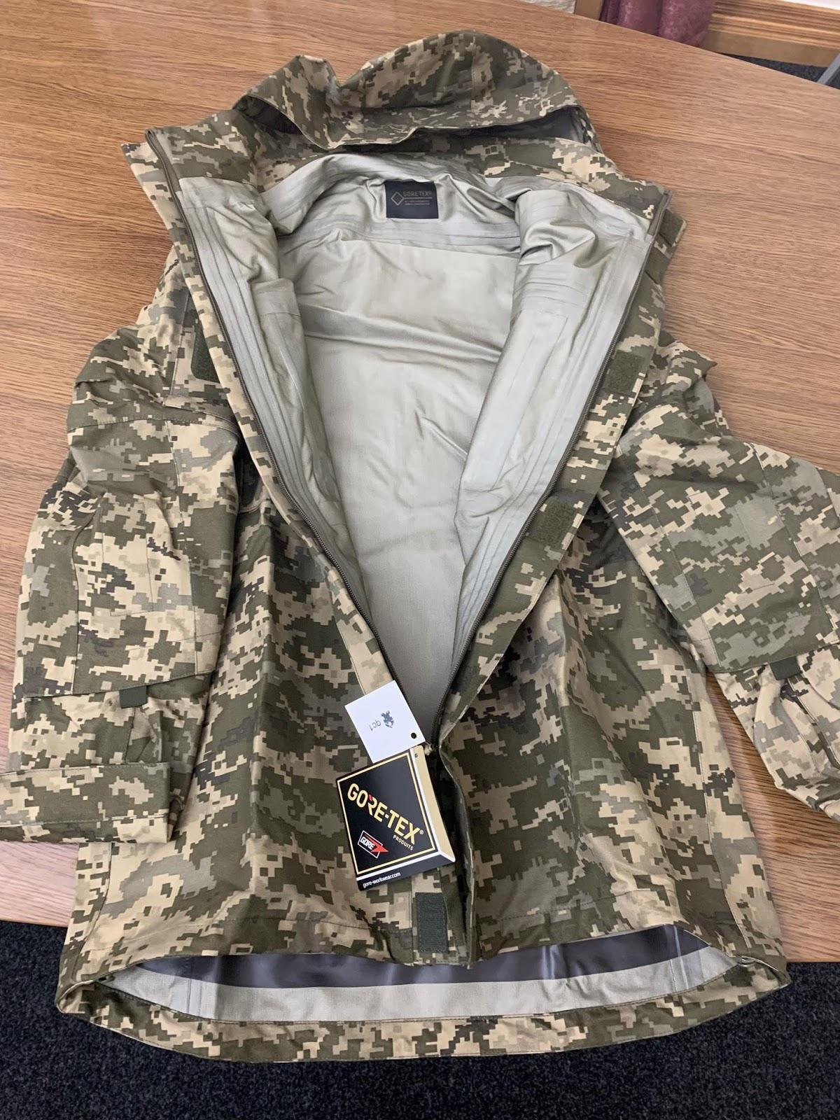 новий костюм для холодної погоди