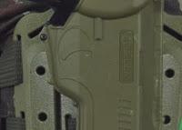 Sorteio Use Militar: Coldre Hammer II