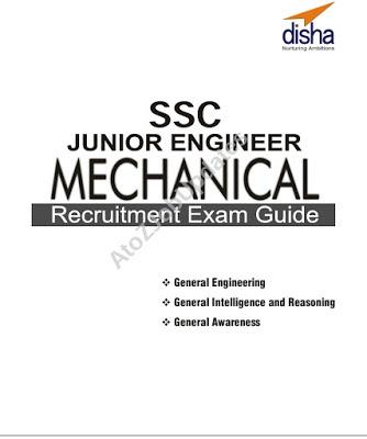 SSC Junior Engineer Mechanical Engineering Recruitment Exam Guide