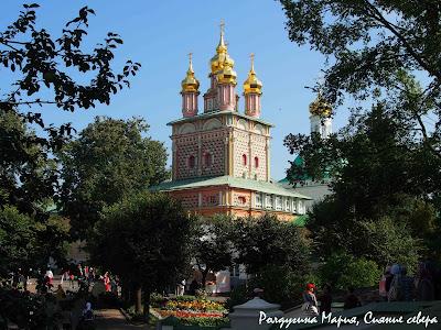 Свято-Троицкая Сергиева Лавра фото