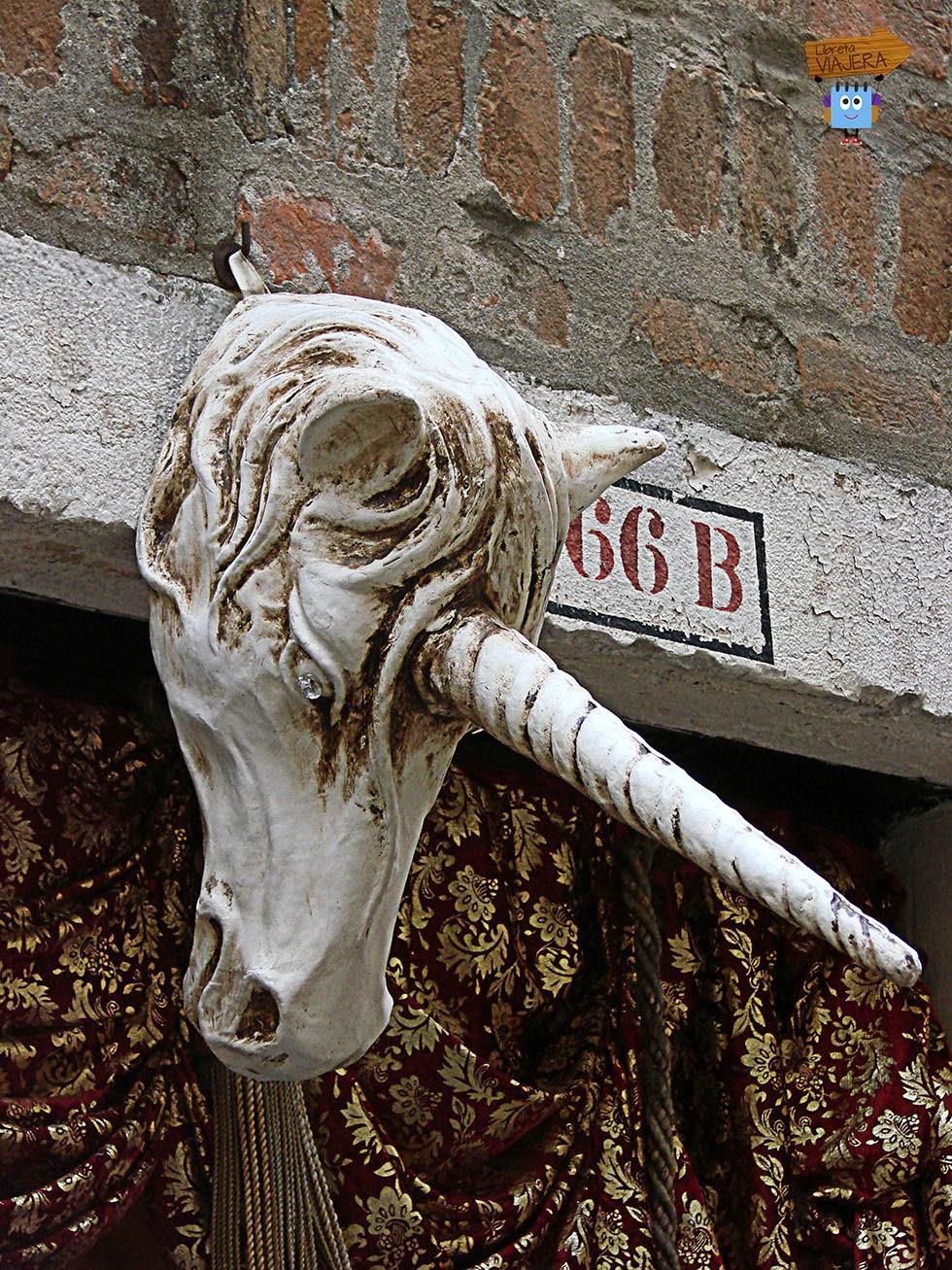 Detalles de Venecia
