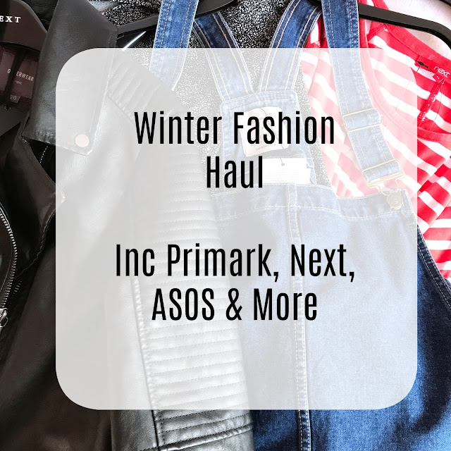 A Winter Fashion Haul