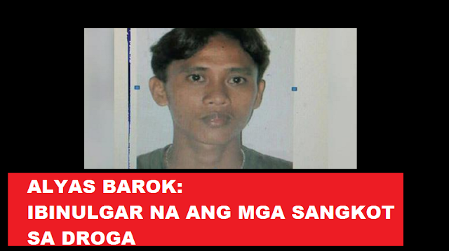 Alyas 'Barok' kumanta na, sangkot ang mga low and high profile na personalidad