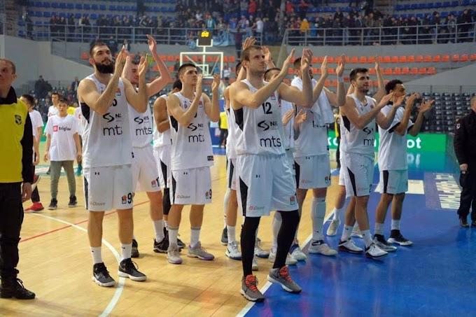 Ovim gestom košarkaš Partizana je pokazao svoju veličinu! (FOTO)