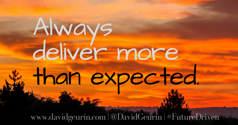 The @DavidGeurin Blog: Is Your School Extraordinary?