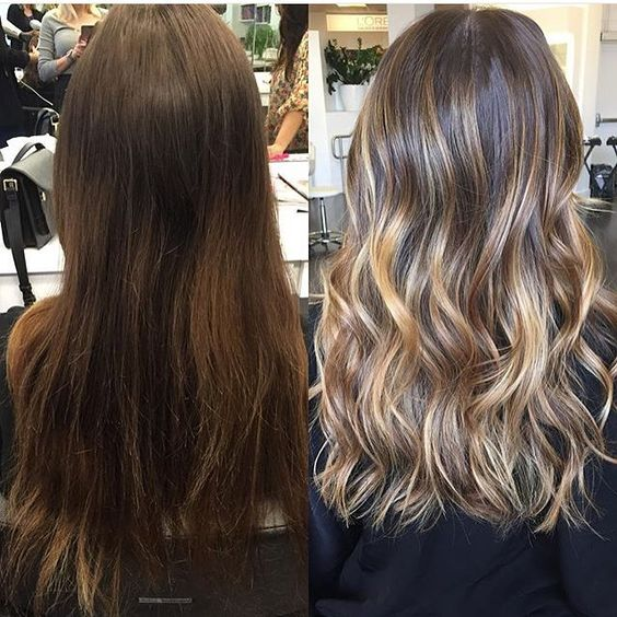 16 Stunning Hair Makeovers The Haircut Web