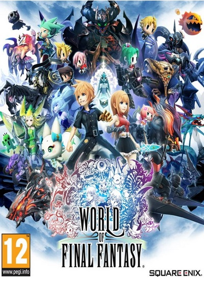 โหลดเกมส์ WORLD OF FINAL FANTASY MAXIMA