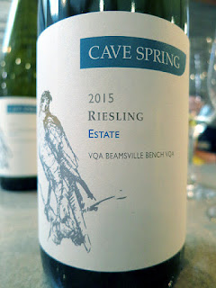 Cave Spring Estate Bottled Riesling 2015 (89 pts)