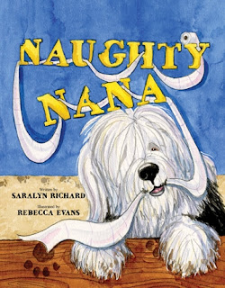 Naughty Nana by Saralyn Richard guest post on The Path of the Writer with Sojourner McConnell