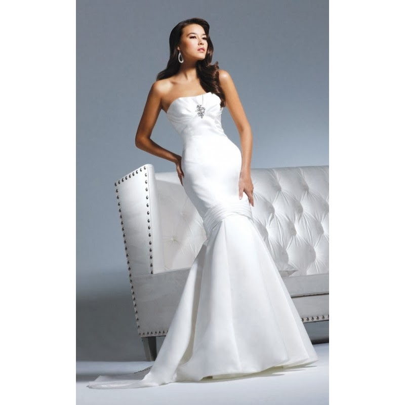 Discount Designer Wedding Gowns: Made By Meli88a: Pretty/sexy/sweet/edgy/tacky Is All In