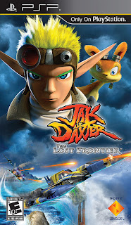 Jak and Daxter The Lost Frontier PSP GAME ISO