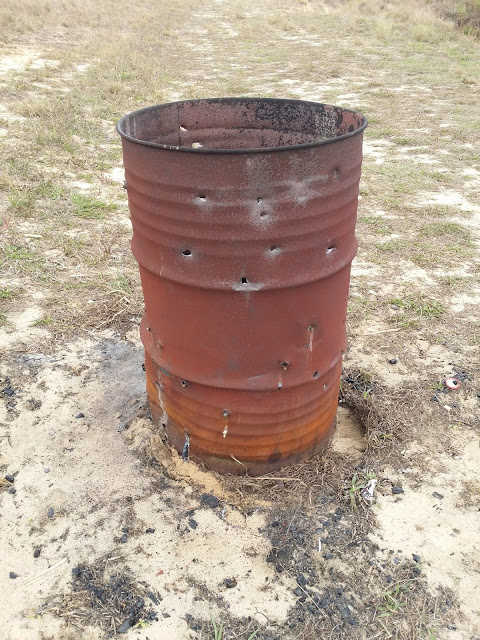 DrillDog Big Bore Pellet  Drum Test