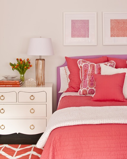 Not your average colour scheme ~ Home Interior Design Ideas