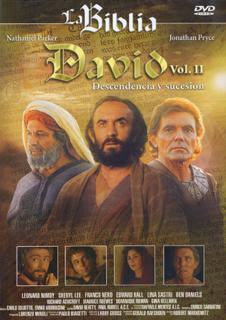 La Biblia: La Historia de David Vol. 2 – DVDRIP LATINO