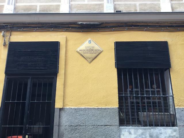 Insólito callejero de Madrid 38. Calle del Espejo   Manuelblas.Madrid