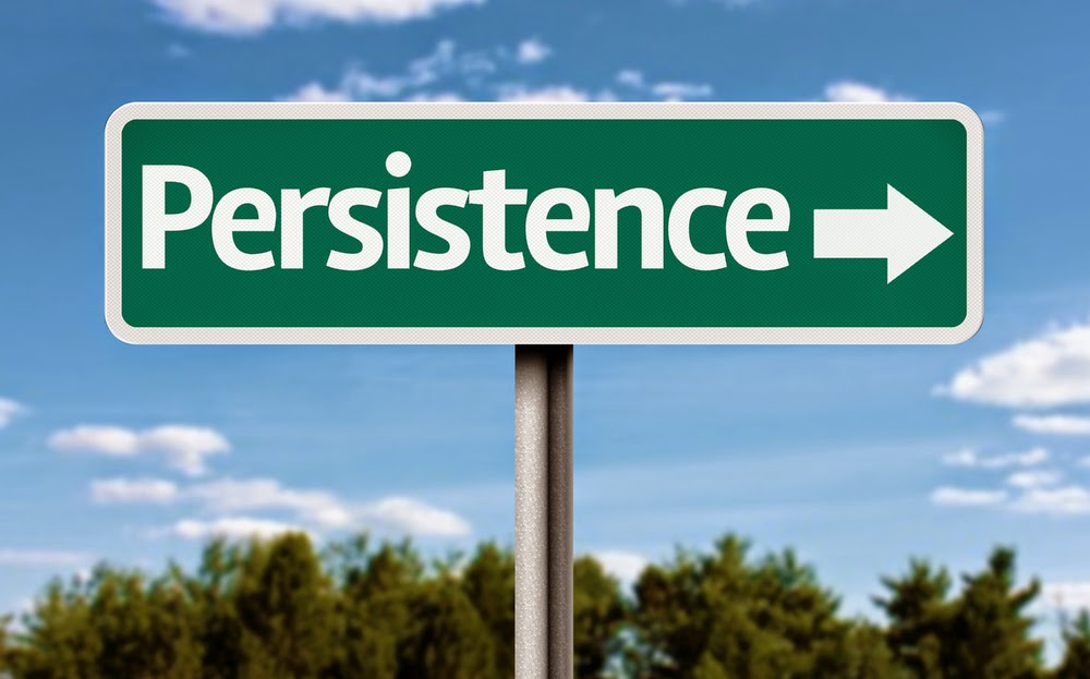 Whats the One Word that separates Success from Failure ...  |Persistence Word
