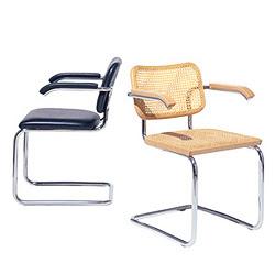 marcel breuer freischwinger. Black Bedroom Furniture Sets. Home Design Ideas