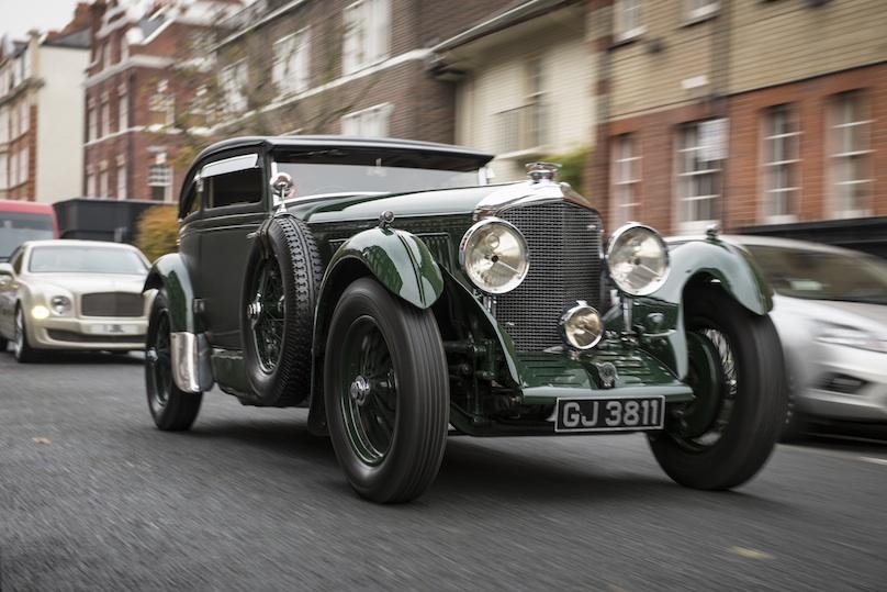 Bentley Mark IV Drophead