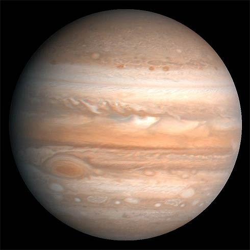 Так выглядит Юпитер