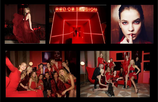 Annmoment: Red Obsession Party