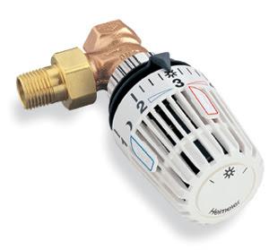 Valvole termostatiche per i termosifoni per il risparmio for Valvole caloriferi