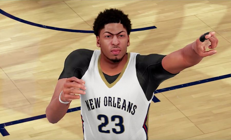 "NBA 2K16 ""The Rise"" Trailer : Anthony Davis"