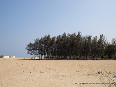 Pulicat Beach - Light House