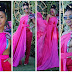 Nomzamo Mbatha looks party perfect in pink outfit: Pictures