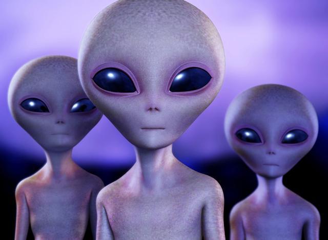 外星人是什麼?