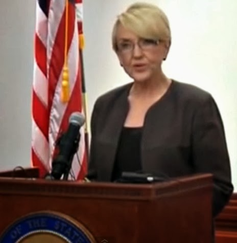The Eloquent Woman: Famous Speech Friday: Arizona Gov. Jan ...