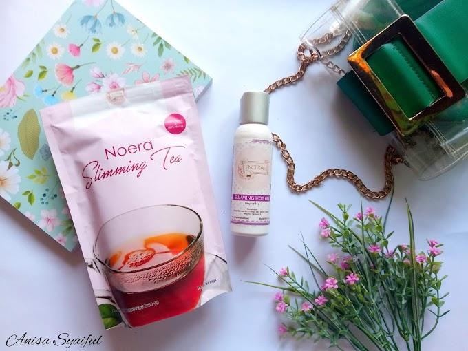 Review Jujur Noera Slimming Hot Gel - Noera Slimming Tea | Haloanisa.com