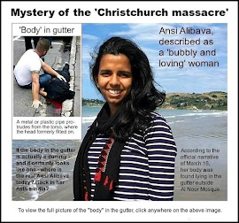 "Mystery of the so called ""Christchurch"" Mosque Massacres"