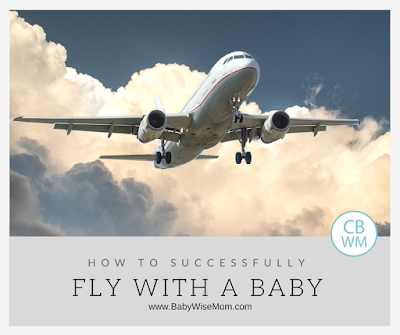 How to Successfully Fly with a Baby