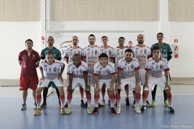 Campo Mourão Futsal vence a 3ª e se classifica em primeiro do grupo
