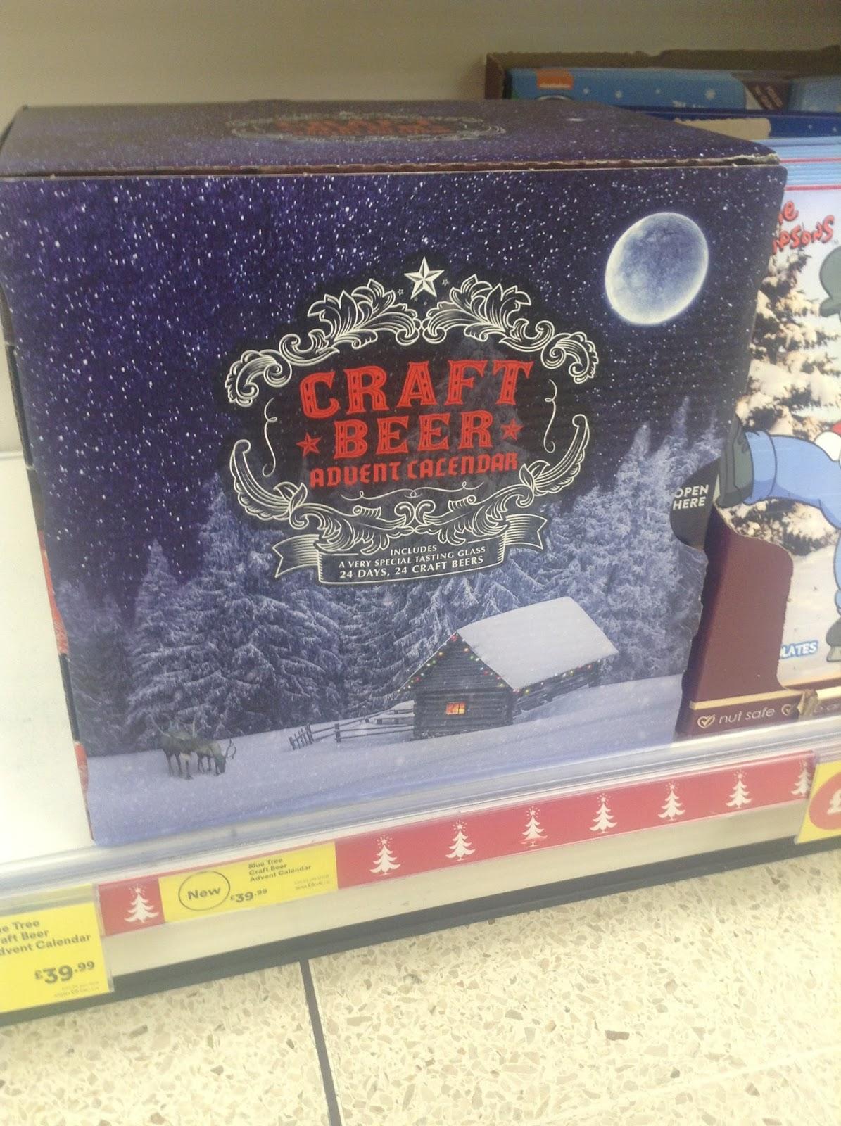 Craft Beer Advent Calendar Iceland