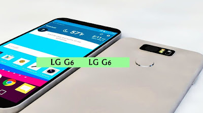 Smartphone LG G6