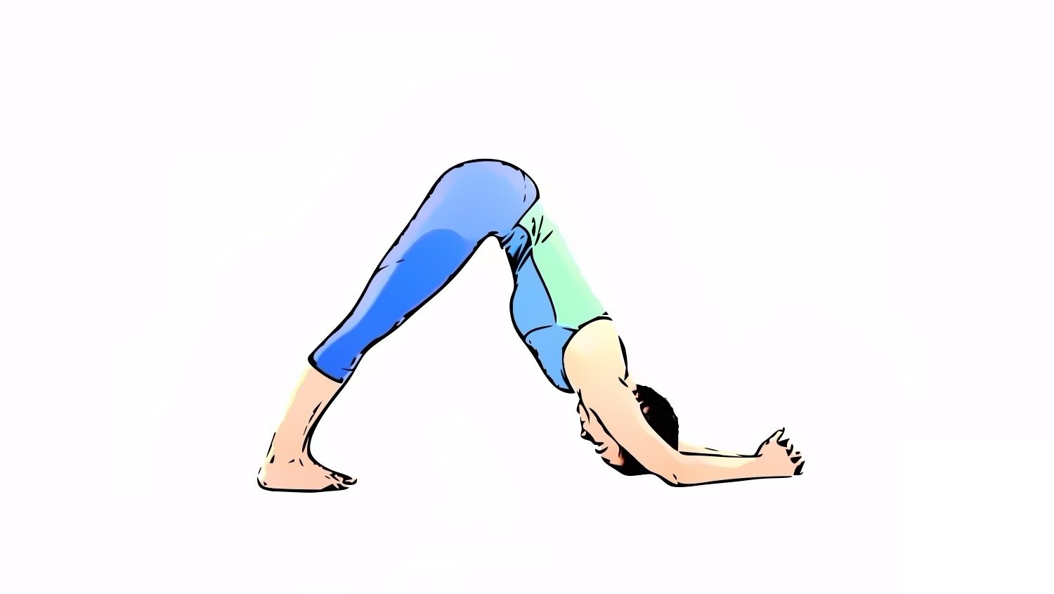 How to do Dolphin Pose