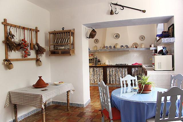 Casa sevilla cocina