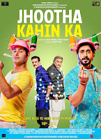 Jhootha Kahin Ka (2019) Full Movie Hindi 480p pDVDRip Free Download