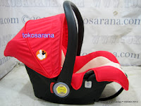 Baby Carrier dan Baby Car Seat Pliko Disney DB-07B Group 0 dan 0+ (0 - 13kg) 3