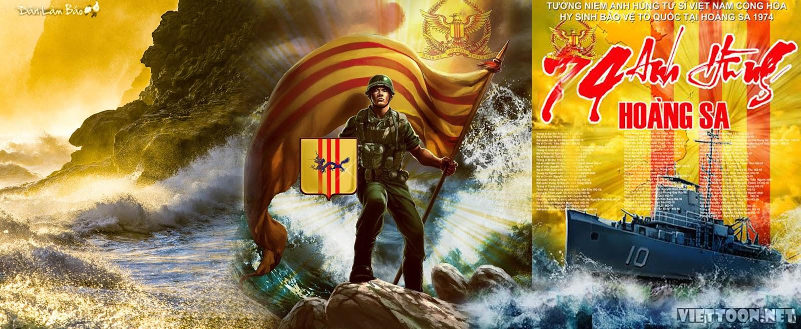 Cuộc hải chiến chống ngoại xâm (19-01-1974)