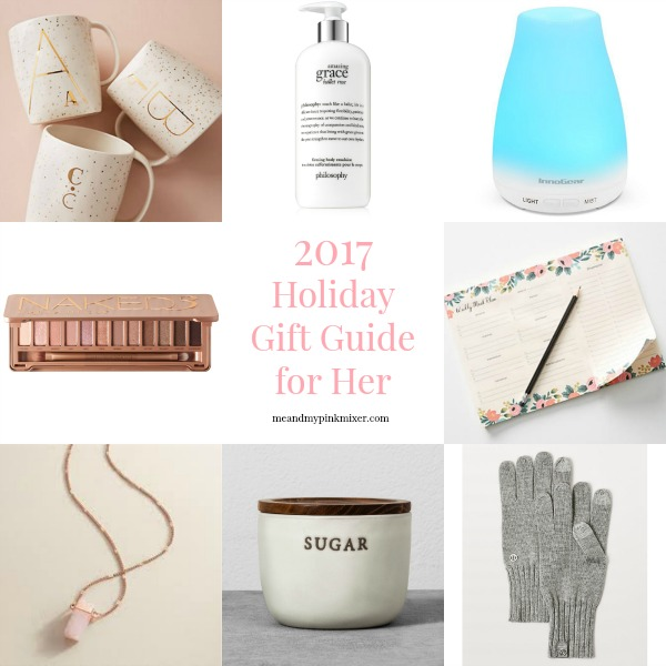 Holiday Shopping Guide for Her