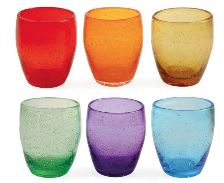 Allarme cadmio e piombo in bicchieri di vetro prodotti in Italia