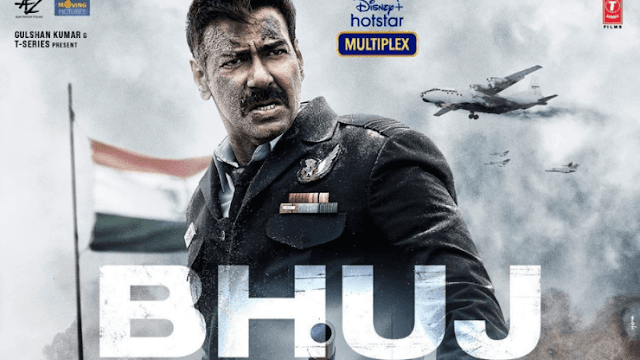 Bhuj: The Pride Of India (2020) Full Movie Download In 720p and 480p Full HDRip in Hindi Leaked By Filmywap, Filmyzilla, Pagalworld, Pagalmovies, Tamilrockers