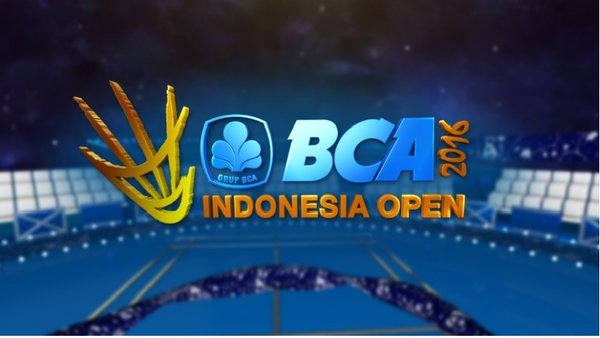 BCA Indonesian Open 2016