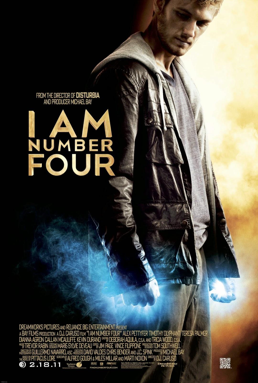 i am number four - είμαι ο αριθμός 4 (2011) ταινιες online seires xrysoi greek subs
